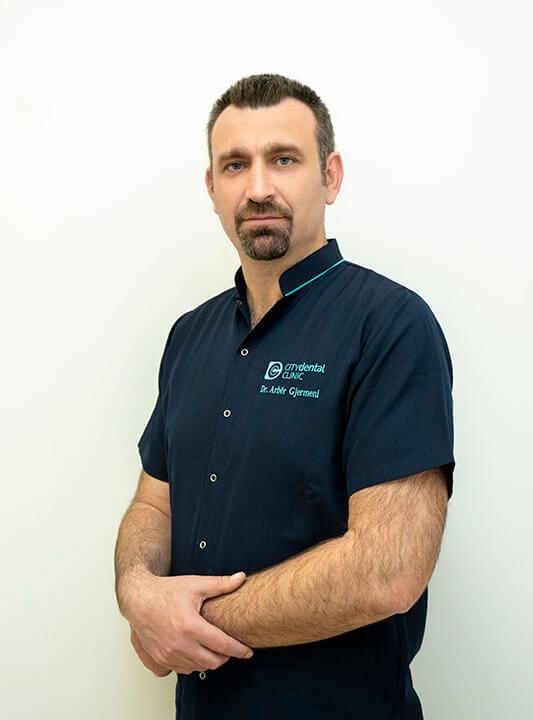 Dr. Arbër Gjermëni