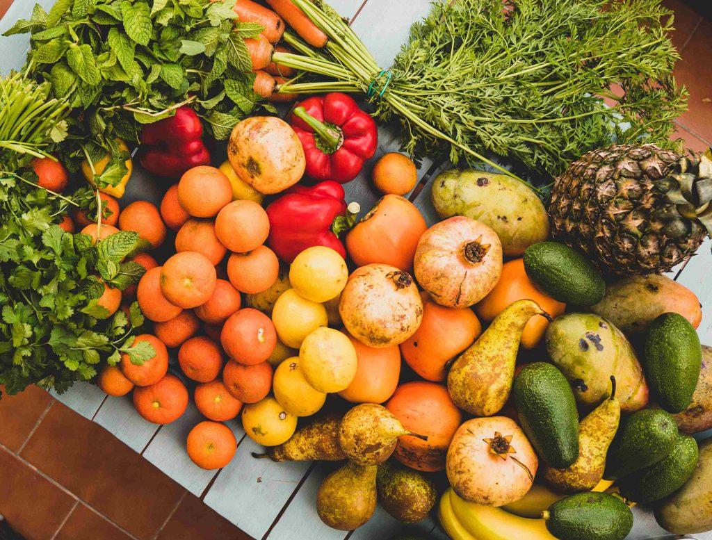 ngrenia e frutave per shendetin dentar